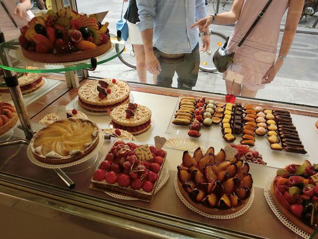 Great bakery, Gérard Mulot. Paris, France