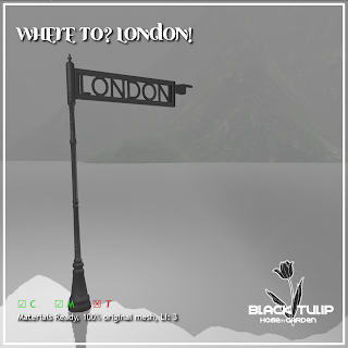 Where To? London!