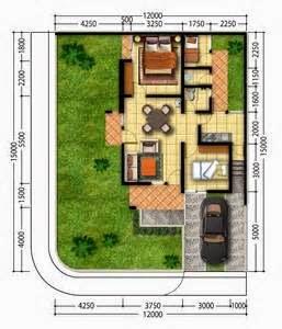 Adapun cara memberi variasi pada rumah di lahan hook yakni dengan membuat pintu di kedua sisinya, atau bermain dengan cat dinding yang agak berbeda di kedua sisinya