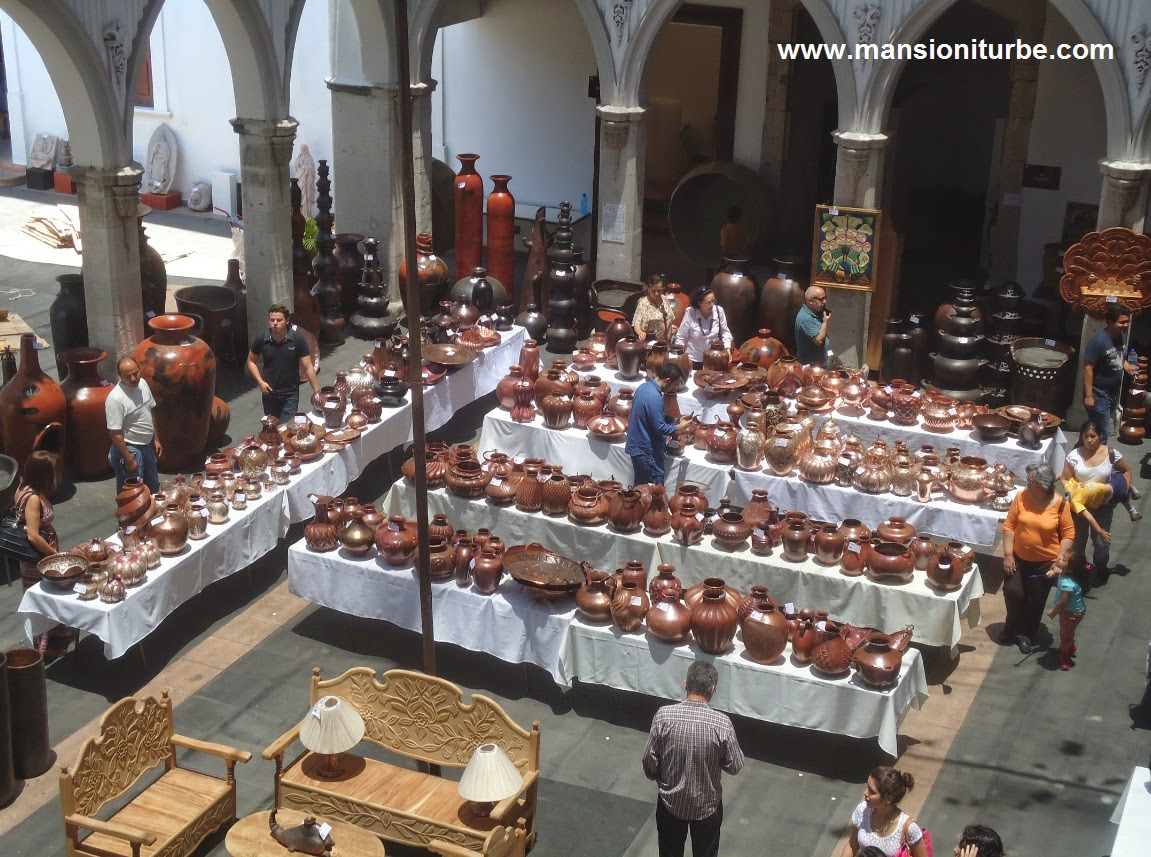 State Competition of Artisans in Uruapan, Michoacán