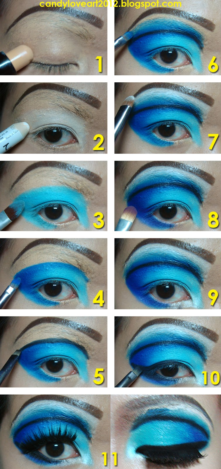 Candyloveart my drag queen makeup look a makeup collaboration candyloveart baditri Images