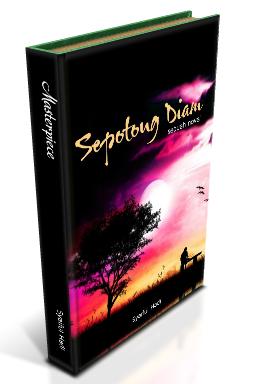 Novel Pertama Syaiha, Sepotong Diam