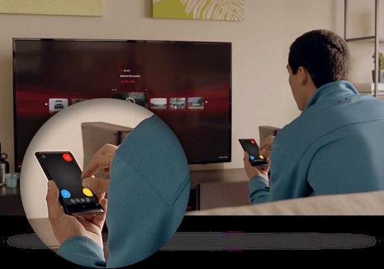 El Sensor de movimiento de Kinect