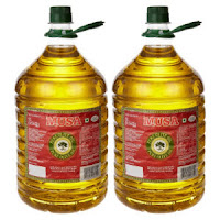 Buy Musa Pure Olive Oil Tin, 5000ml (Buy 1 Get 1 Free) at Rs. 2425: BuyToEarn