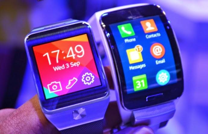 Samsung Bakal Lancarkan Smart Watch Terbaru Mereka Pada Mac 2015