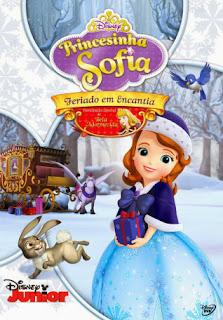 Princesinha Sofia: Feriado em Encantia - DVDRip Dublado