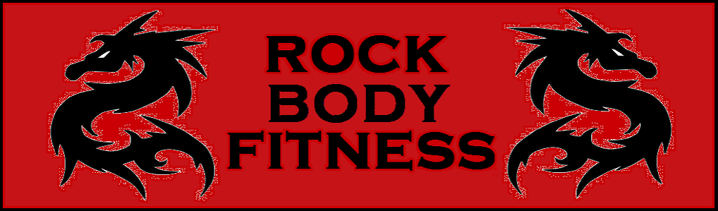 Rock Body Fitness Weight Lifting Exercises