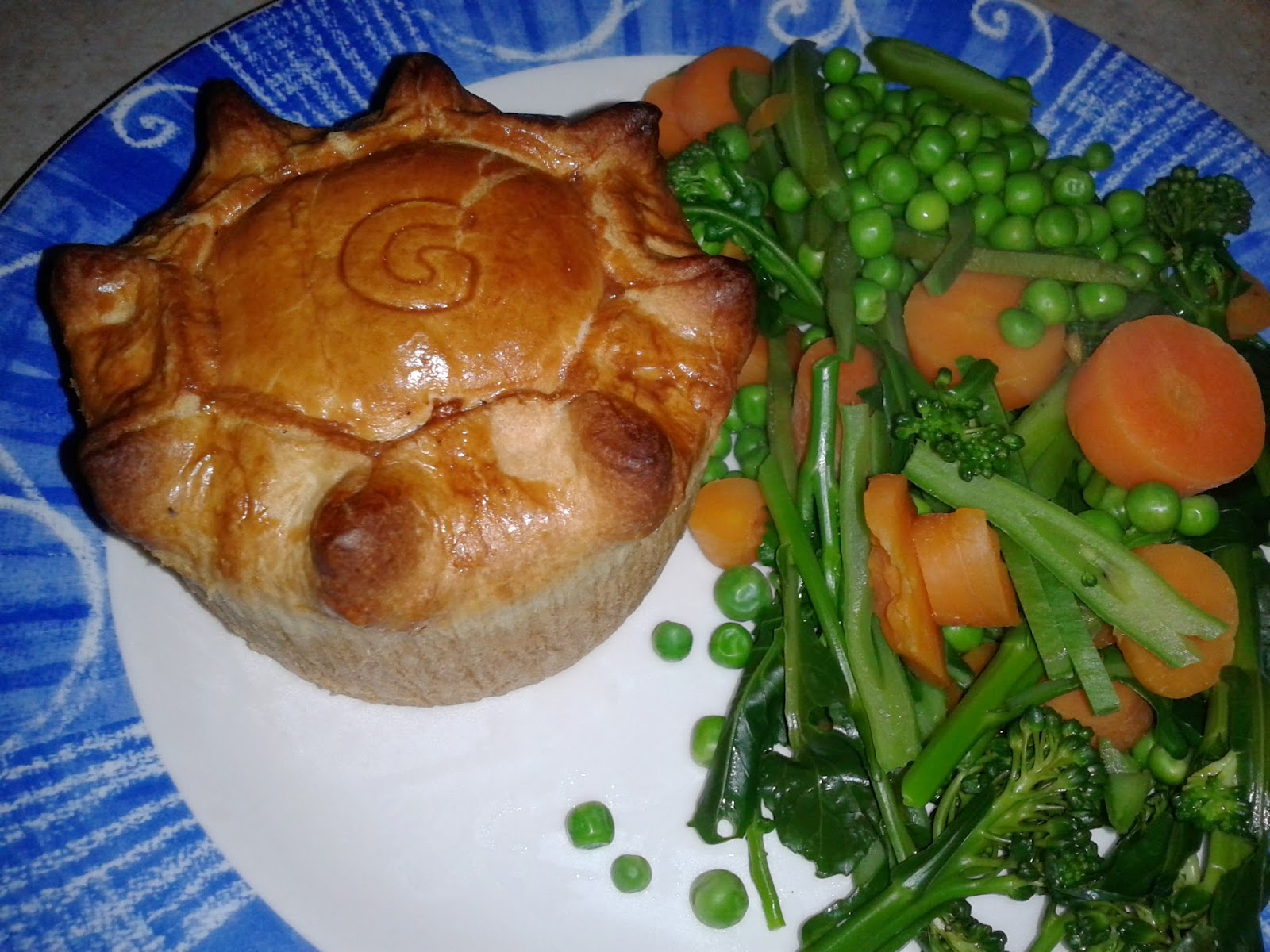 Pauls Pies - steak and guinness