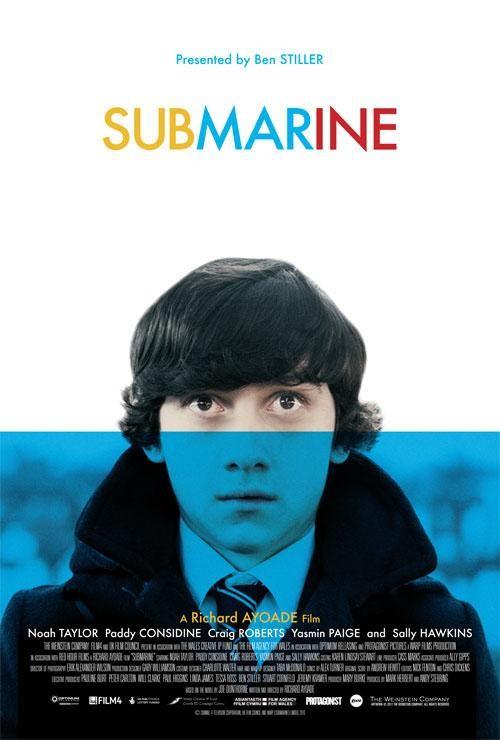 Submarine  película online en español gratis