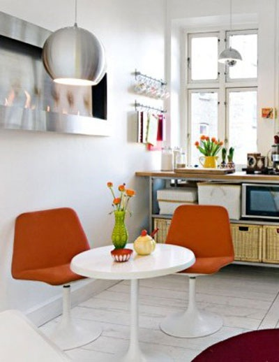 Decora y disena dise o de cocina con comedor de diario for Comedor diario decoracion
