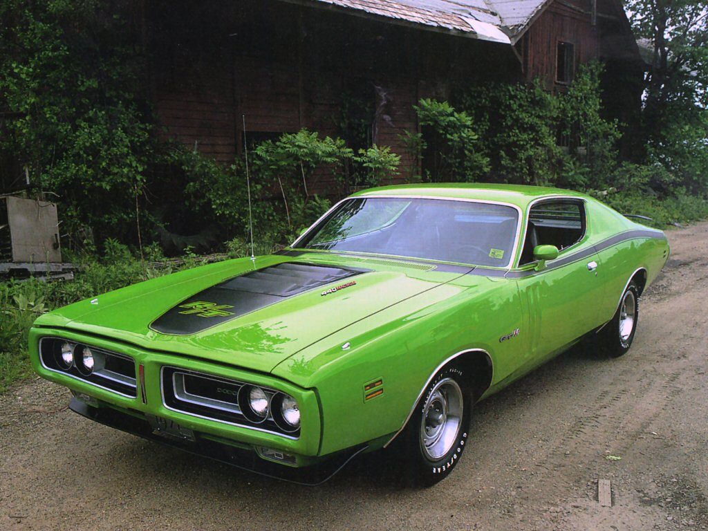 2015 Dodge Magnum >> THE MECHANICS: 1971 Dodge Charger RT