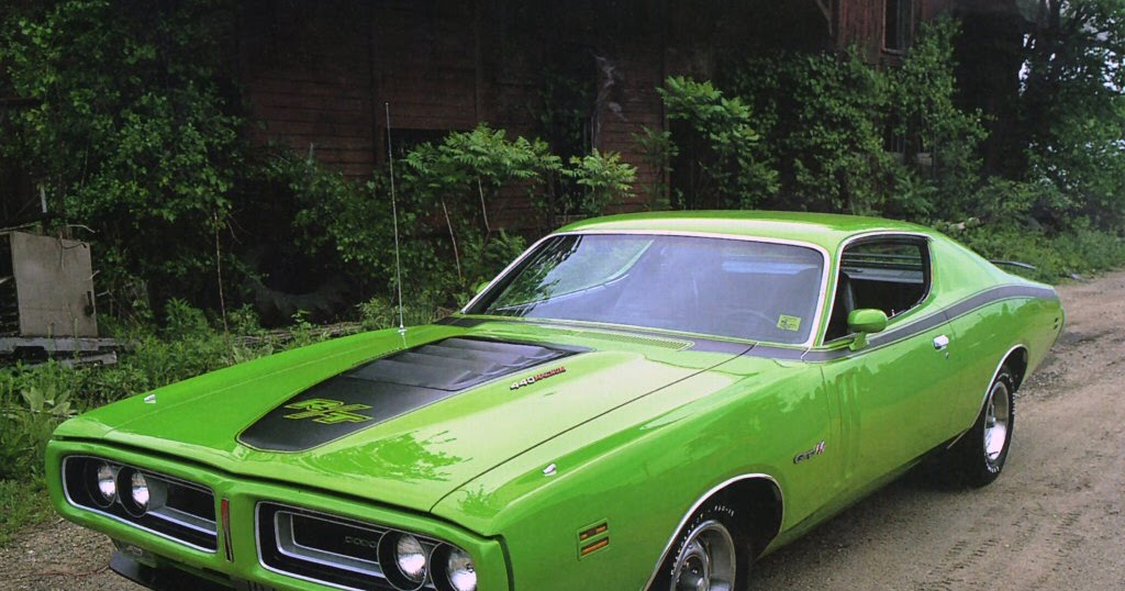 THE MECHANICS: 1971 Dodge Charger RT