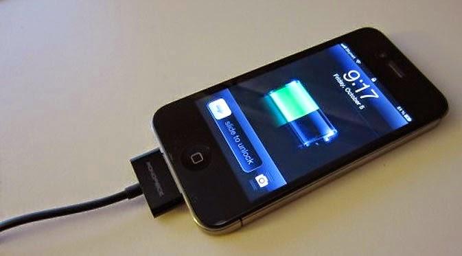Tips Mencharge Smartphone Dengan Benar