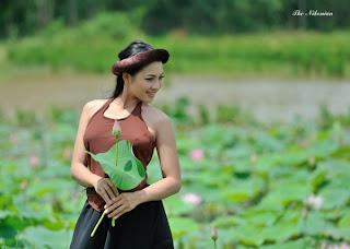 Thai nha van lo nhu hoa 011 Trọn bộ ảnh Thái Nhã Vân lộ nhũ hoa cực đẹp