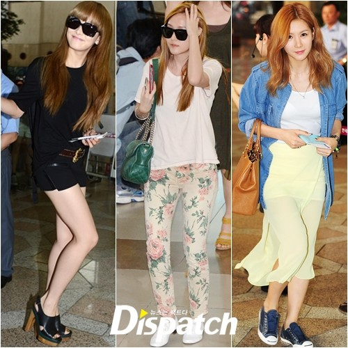 Recently, a compilation of female celebrities rocking out their airport  fashion was shared showing