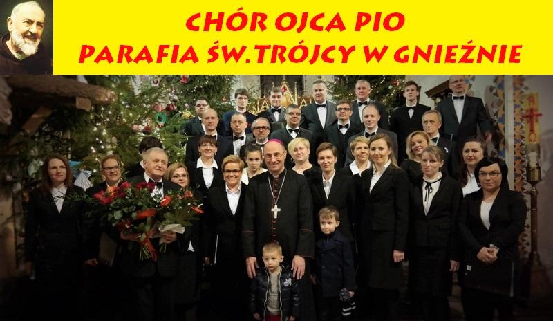 Chór im. św. Ojca Pio w Gnieźnie