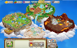 Tips dan trick bermain Dragon City