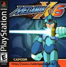 LINK DOWNLOAD GAMES Mega Man X6 PS1 ISO FOR PC CLUBBIT