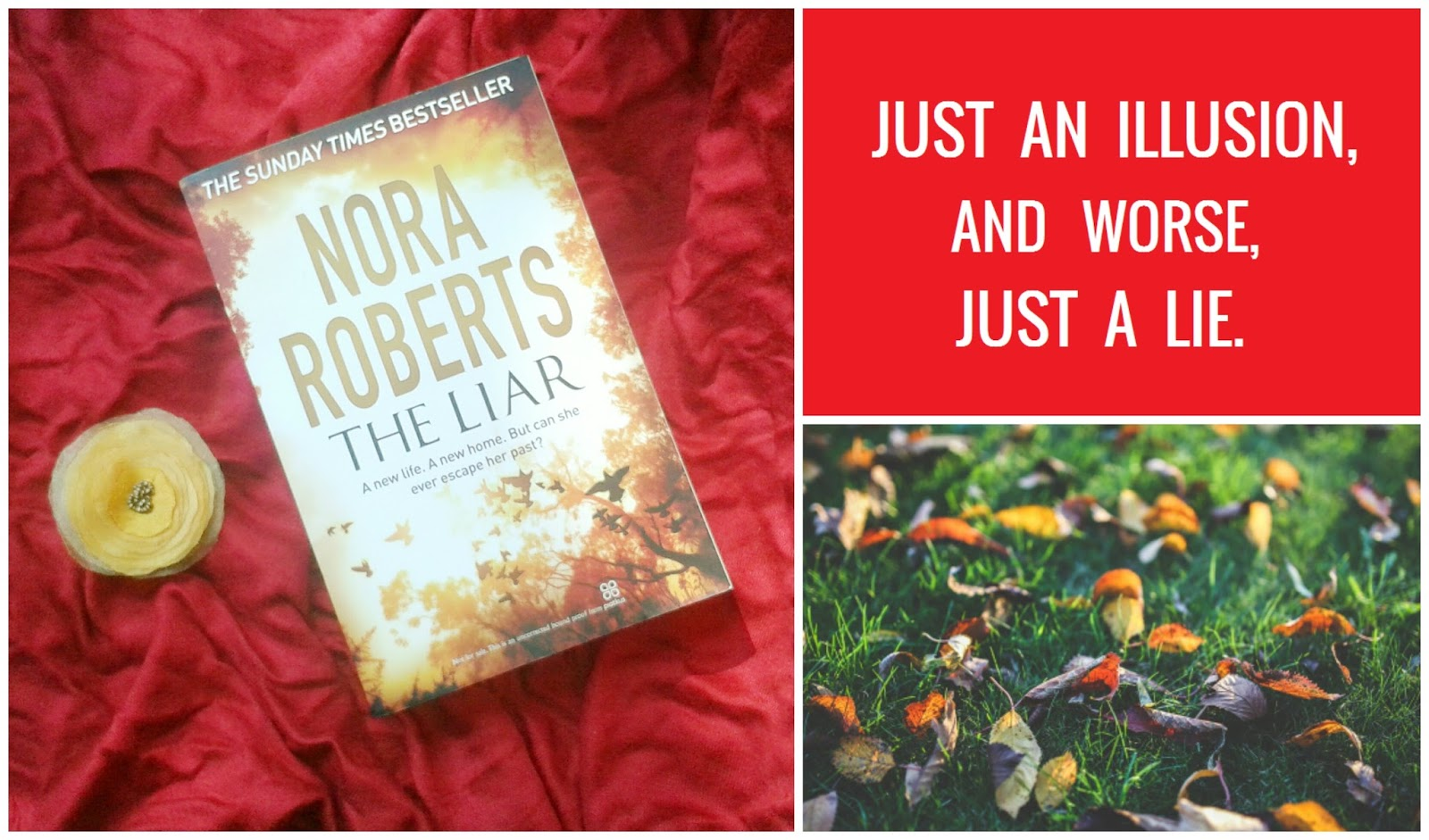 The Liar Nora Roberts Book Review