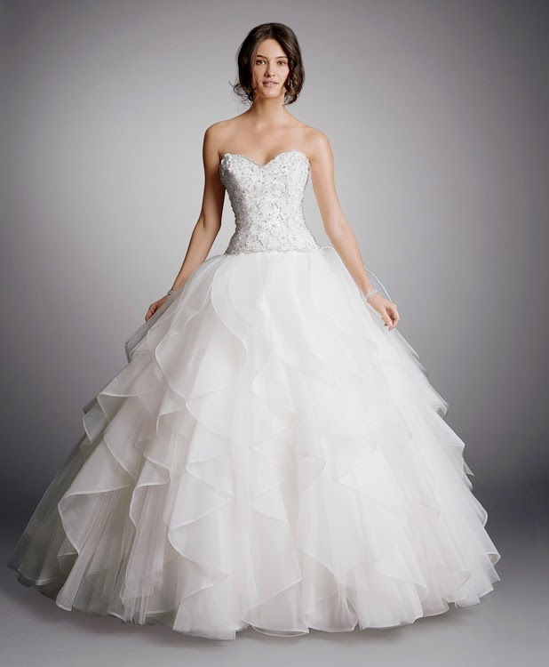 Pnina Tornai for Kleinfeld Bridal Gowns | Wedding and bridal