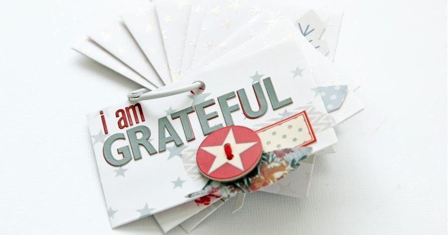 I am Grateful....