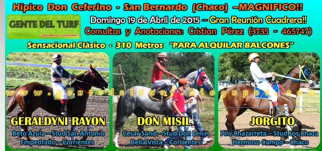 San Bernardo 19-04 Central