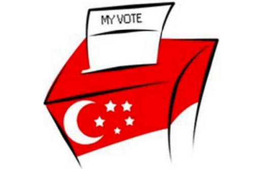 Singapore General Election 2015 GE2015