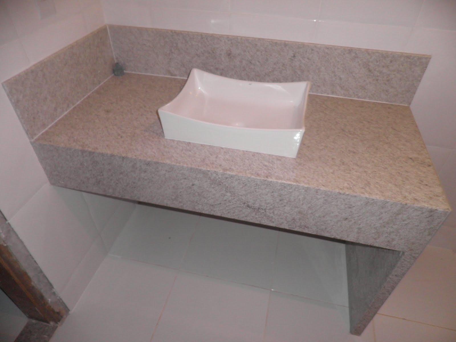 REFORMANDO A DISTANCIA: Bancada do Banheiro Linda!!! #755956 1600x1200