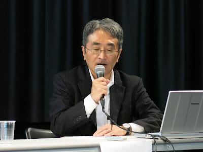 川口洋司氏