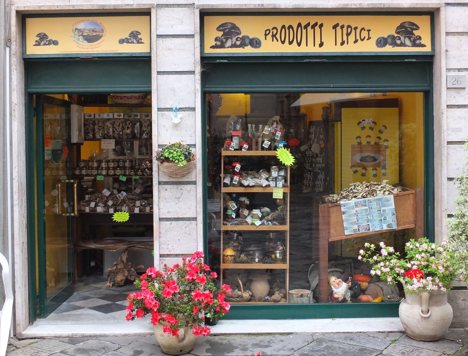 Prodotti Tipici specialties shop