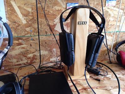 サウンドエース視聴録:STAX SRS-2170 イヤースピーカーを初体験してきた.