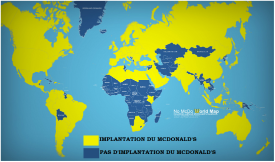 "adaptation mcdonalds Full-text paper (pdf): mcdonald's: ""think global, act local"" – the marketing mix."