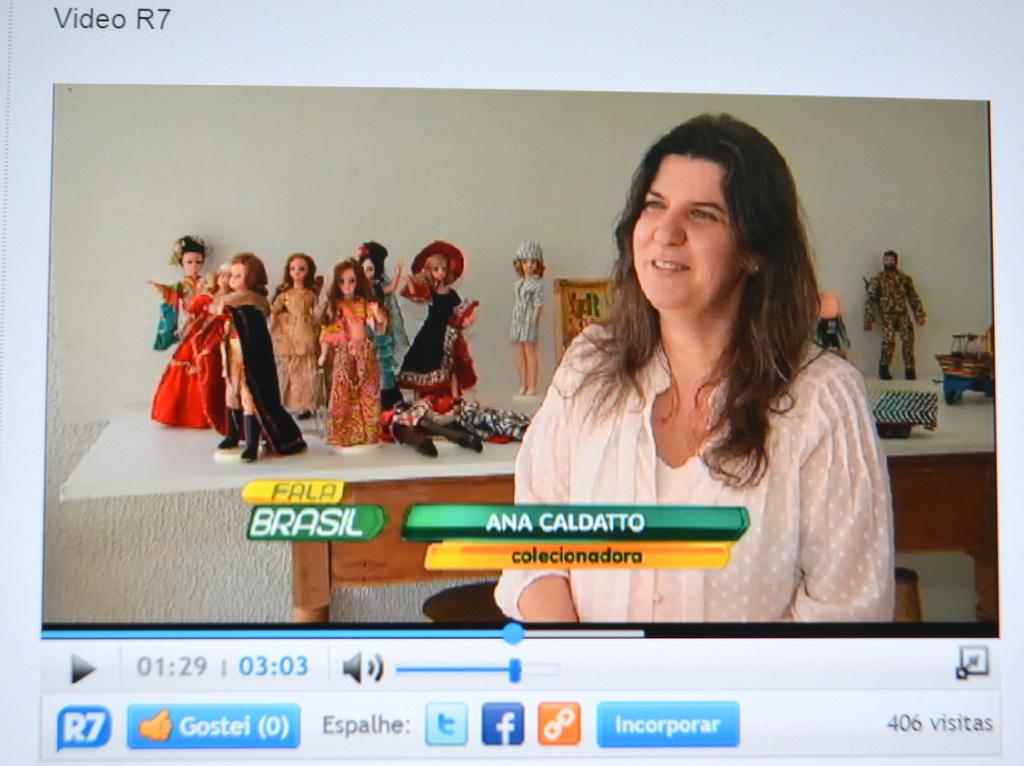 TV Record - Jornal Fala Brasil