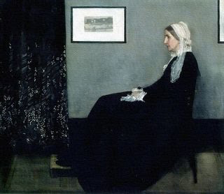 James McNeill Whistler Whistler's Mother