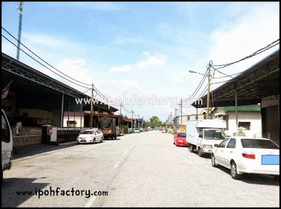 IPOH FACTORY FOR RENT (I00163)
