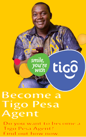 BECOME TIGO PESA AGENT