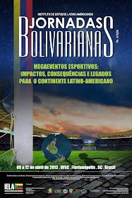 Jornadas Bolivarianas: 9a. edição