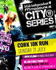 FIT Magazine 10k race in Cork City