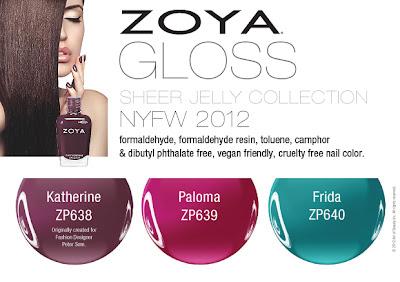 Zoya Gloss