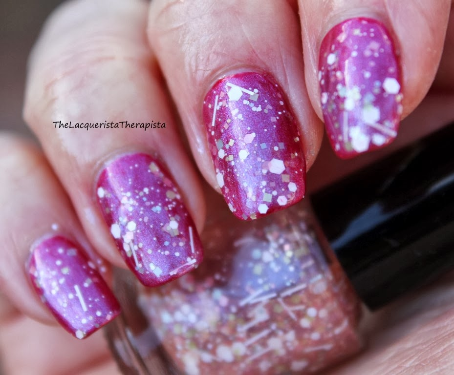 Finger_Lickin'_Lacquer-Fairy_Floss_over_Orly_Crawford's_Wine