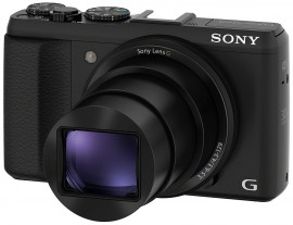 Sony DSC-HX50V/B 20.4MP