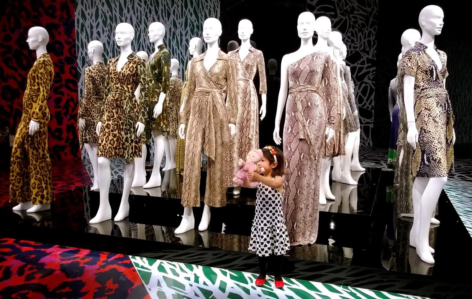Diane Von Furstenberg Journey of a Dress
