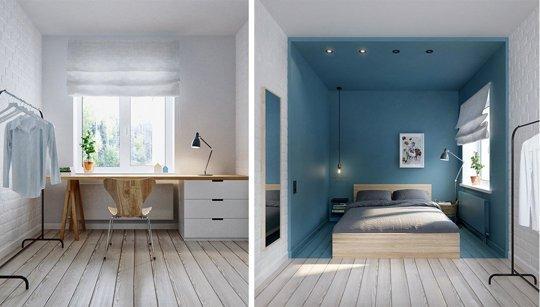 Welche Farbe Passt Ins Schlafzimmer – bigschool.info