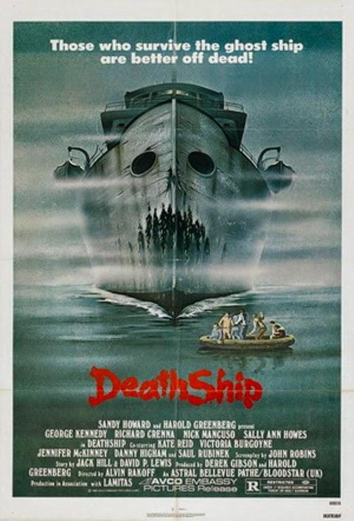 Daftar Film Horor Tentang Hantu Kapal Laut
