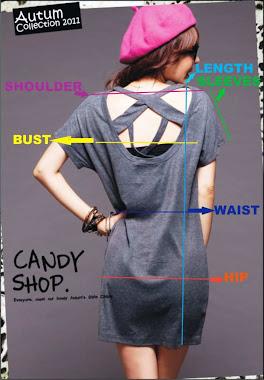 Cara Mengukur Baju