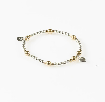 Bella Jane Jewellery Aurelia Heart Bracelet