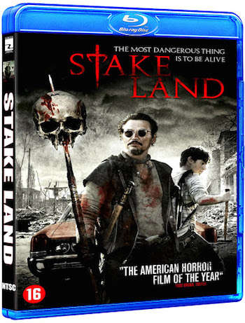 Stake Land 2010 Dual Audio Hindi Bluray Download