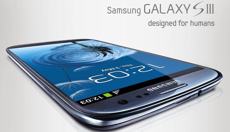 Fitur dan Spesifikasi Samsung Galaxy S III GT-I9300