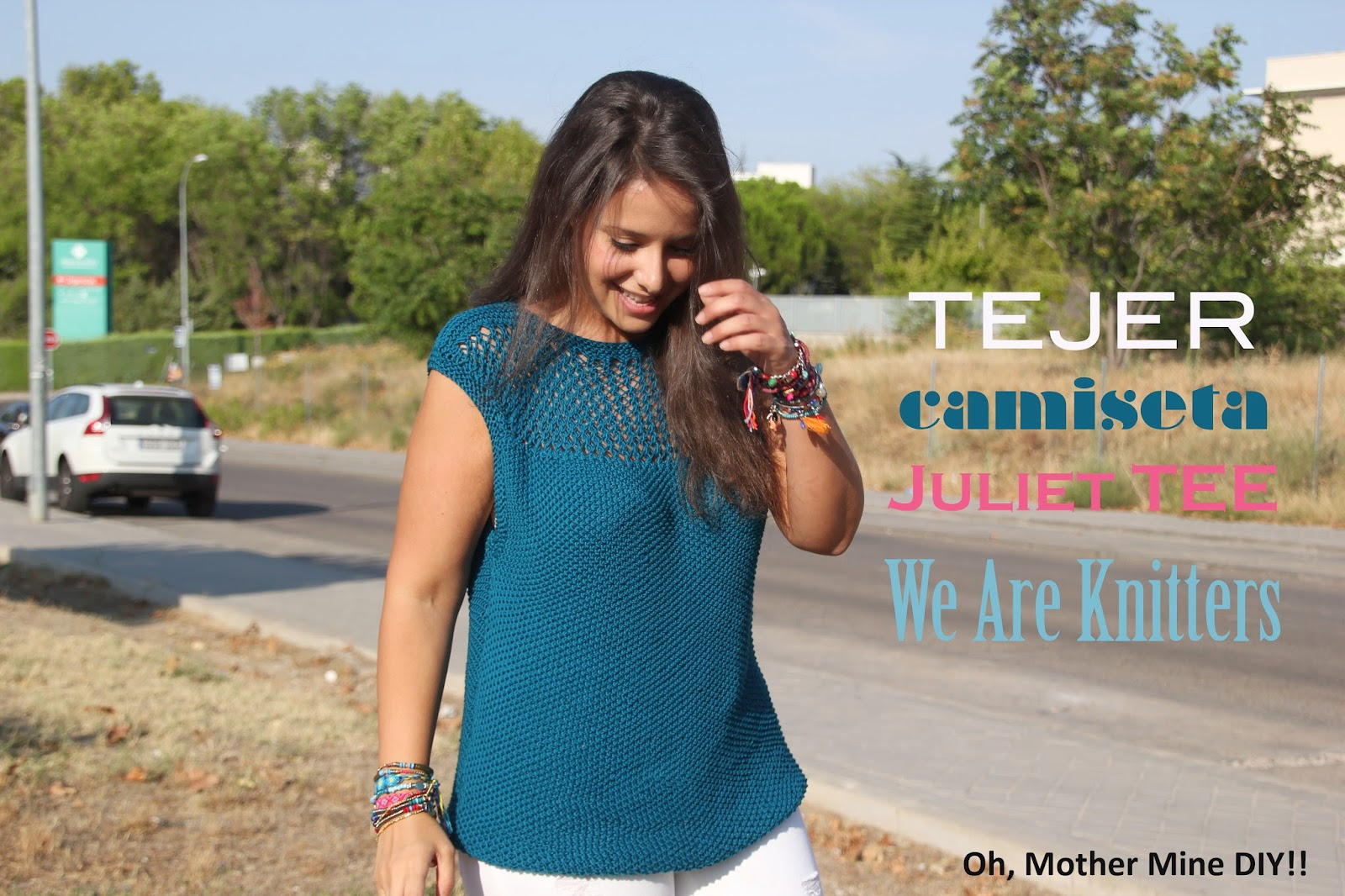 SORTEO Camiseta Juliet Tee de We Are Knitters