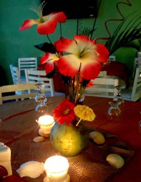 decoracao festa luau:Sabor de Primavera: Festa Aniversário Luau